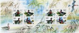 Ukraine 1998.  WWF. Birds. Oiseaux. Ducks. Fauna. MNH - Ukraine