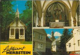 Herbstein V. 1966 3 Kirchen-Ansichten  (54335) - Ohne Zuordnung