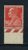 FRANCE 1927 N° 243 ** Neuf MNH Superbe C 4 €  Berthelot Chimiste Et Homme Politique - Unused Stamps