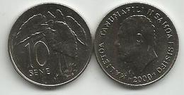 Samoa 10 Sene 2000. UNC KM#15 - Samoa
