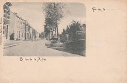 Fosses  Fosses-la-Ville   La Rue De La Station - Fosses-la-Ville