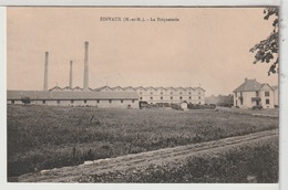 54 - EINVAUX - La Briqueterie - Autres Communes