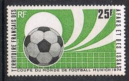AFARS ET ISSAS N°387 N** Football - Afar- Und Issa-Territorium (1967-1977)