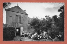 *  CPSM Photo..dépt 56..LOCMARIAQUER  :  Maison De Zénaïde  Fleuriot , Romancière  : Voir Les 2 Scans - Locmariaquer