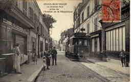 GRAND MONTROUGE  - La Grande -rue .............. - Montrouge