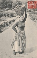 TYPE DE FEMME CORSE COLLECTION J MORETTI N°679 - Francia