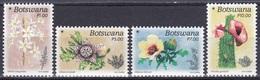 Botswana 2017 Religion Christentum Weihnachten Christmas Blumen Blüten Flora Flowers Wüstenblumen, Mi. 1071-4 ** - Botswana (1966-...)