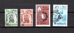Bahrain   1976  .   Y&T  Nº   249/250-254-256 - Bahrain (1965-...)
