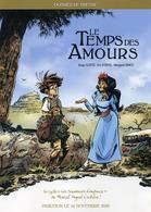 Dossier De Presse - Le Temps Des Amours Par Serge Scotto, Eric Stoffel Et Morgann Tanco D'après Marcel Pagnol - Bamboo - Press Books