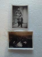 Deux Photographies Du 94ème G.R.D.I. 1940. - 1939-45
