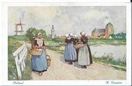 MA 27/       HOLLAND                                      ILLUSTR.  H CASSIERS - Autres Illustrateurs