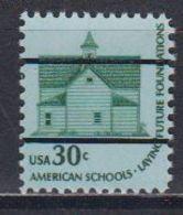 USA 1979 American Schools 1v Precancelled ** Mnh (41803F) - Verenigde Staten
