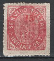 Indie Portoghesi 1863 Y.T.19C 1863 Y.T.19C */MH VF/F - India Portoghese