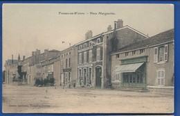 FRESNES-en-WOËVRE    Place Marguerite   Animées - France