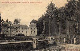 DPT 27 Environs De GAILLON Chateau Du Jeufosse Et La Grille - Altri Comuni