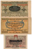 Allemagne // NOTGELD // Collection // LOT De 600 Billets - [11] Local Banknote Issues