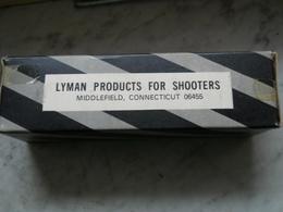 Lyman,ricarica,reloading Tool - Armi Da Collezione