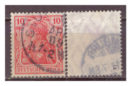 DR: Nr. 86 Ia, Geprüft, Gestempelt - Deutschland