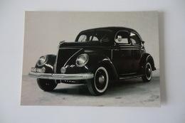 CPA AUTOMOBILE. Musée Des Françaises. MATFORD V8  F 92 A 1939. - Other