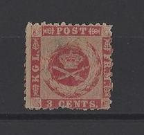 ANTILLES DANOISES. YT   N° 3  Neuf Sans Gomme  1871-73 - Dänemark (Antillen)