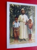 CHROMO ONZE KONGO NOTRE CONGO BELGE SUPER CHOCOLAT JACQUES CHROMO IN BELGIE BELGIQUE  LIRE LÉGENDE ET N° AU VERSO .. - Jacques