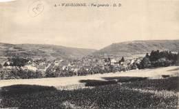 CPA 67 WASSELONNE VUE GENERALE - Wasselonne