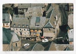 Carte Postale Café De La Terrasse Lacalm - Laguiole