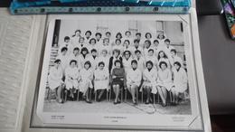 Photo Classe  CALAIS Lycée Sophie Berthelot 1964-1965 - Postales