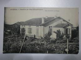 Algérie, Ouenza, Pavillon Du Chef D'exploitation (7959) - Other Cities