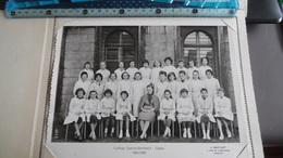 Photo Classe  CALAIS Lycée Sophie Berthelot 1958-1959 - Postales