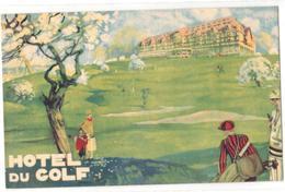 Hôtel Du Golf- Deauville,New-Golf, Schwob & Richard - Golf