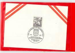 AUSTRIA - SAALFELDEN Am STEINERNEN MEER - DRESSUR Und SPRINGDERBY - INTENATIONAL CDI - CSI  1977 - Ippica