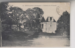 TERRASSON  CHATEAU DE FRAYSSE - France