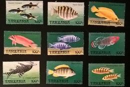 TANZANIA PESCI - Tanzania (1964-...)