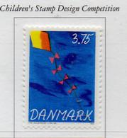 PIA - DANIMARCA -1994 : Concorso Di Disegno Per Studenti Per Disegnare Un Francobollo   - (Yv 1087) - Danimarca