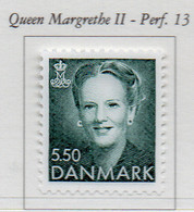 PIA - DANIMARCA -1990 : Regina Marggrethe II   - (Yv 1073) - Danimarca