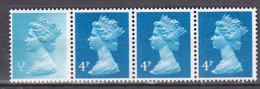 PGL AL260 - GRANDE BRETAGNE  MACHINS Roulette A Identifier - 1952-.... (Elizabeth II)