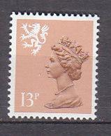 PGL BZ731 - GRANDE BRETAGNE Yv N°1151 Type II Perf.15x14 ** REGIONALES - 1952-.... (Elizabeth II)