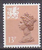 PGL BZ740 - GRANDE BRETAGNE Yv N°1153 Type II ** REGIONALES - 1952-.... (Elizabeth II)