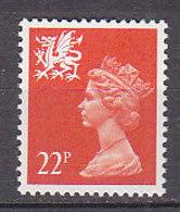 PGL BZ750 - GRANDE BRETAGNE Yv N°1504 ** REGIONALES - 1952-.... (Elizabeth II)