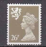 PGL BZ751 - GRANDE BRETAGNE Yv N°1505 ** REGIONALES - 1952-.... (Elizabeth II)