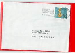 SUISSE  -  LAUSANNE  1982  -  CHAMPIONNAT DU MONDE DE DRESSAGE - Ippica