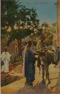 CPSM Dans Le Village - Afrique