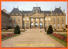 54 LUNEVILLE Chateau 18° Siècle Carte Vierge TBE - Luneville