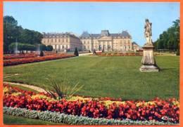 54 LUNEVILLE Chateau 18° Siècle Le Parc CIM Carte Vierge TBE - Luneville