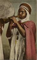 CPSM Musicien Arabe - Afrique