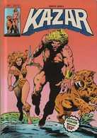 KAZAR N° 1  BE AREDIT 06-1982 - Arédit & Artima