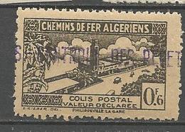 ALGERIE COLIS POSTAUX N° 83  NEUF** SANS CHARNIERE  / MNH - Algérie (1924-1962)