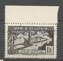 ALGERIE COLIS POSTAUX N° 84  NEUF** SANS CHARNIERE  / MNH - Algérie (1924-1962)