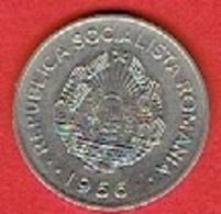 ROMANIA # 1 LEU FROM 1966 - Roumanie